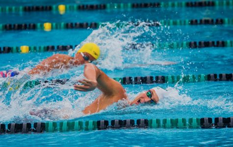 Swimming star's passion molds him into the person he is today