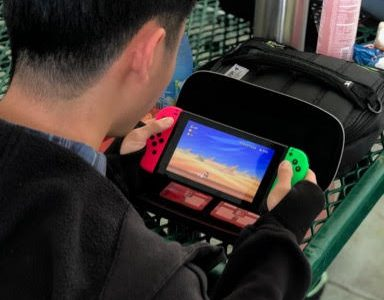 Gamers can't keep their eyes off Nintendo's portable console