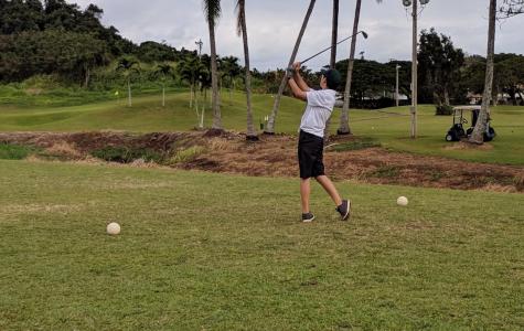 Boys intermediate golf team secures their ILH title