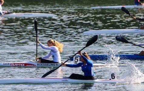 Mid-Pacific kayaker focused on Olympics