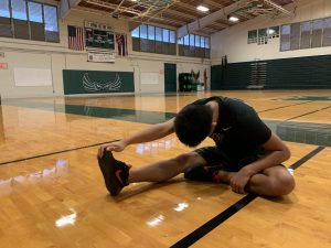 Pre-game rituals: shared by athletes and coaches