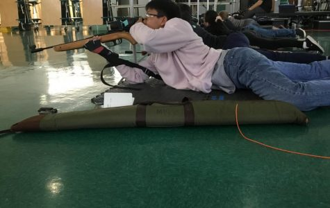 Air rifle gains momentum with undefeated season