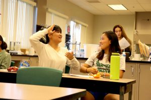 "New club teaches students ""a lot more than words"""