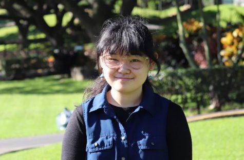 Photo of Kaitlin Yoshihara