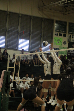 Girls volleyball is scheduled to return to practice in March, according to the athletics office. Some teams have met virtually during the first weeks of the school year.