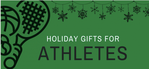 Infographic: Athletes recommend the top holiday gifts