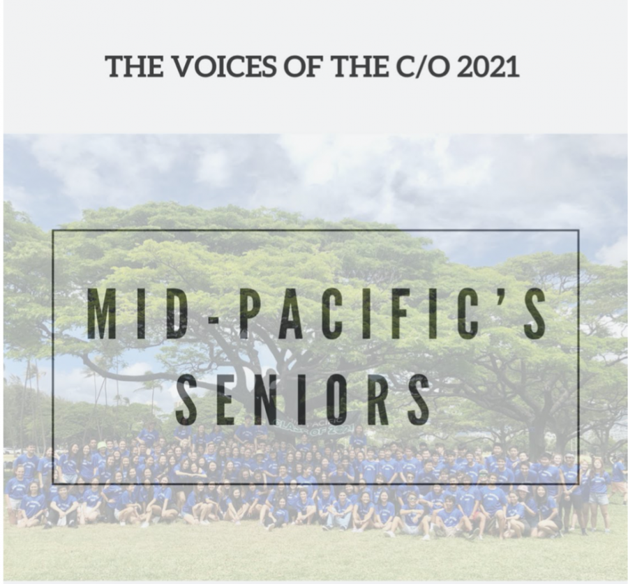 High school with COVID: what Mid-Pacific's seniors are feeling