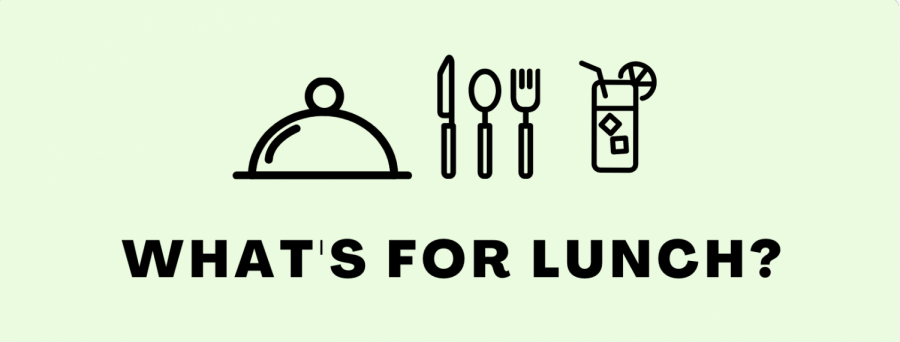Infographic: What's for lunch?