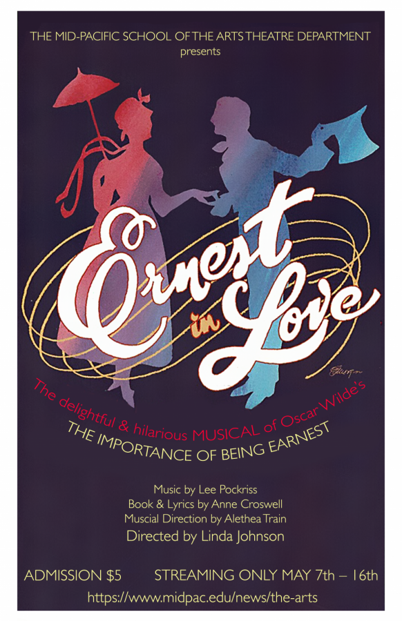 Ernest in Love runs virtually until May 16.